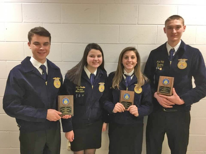 FFA speaking contest winners 2017